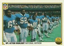 🏈🏈 1983 Fleer Team Action Football Set of 88 🏈🏈