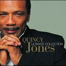 Quincy Jones - Ultimate Collection [New CD]