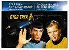 Canada Post Star Trek Original Series 50th Anniversary Prestige Stamp Booklet