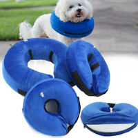Inflatable Collar Dog Cat Soft Head Neck Healing Medical Protector Pet Supplies