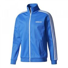NEW MEN'S ADIDAS ORIGINALS BECKENBAUER TRACK JACKET ~SIZE MEDIUM   #CE1998