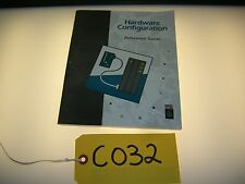 Rockwell Software 9399-HDWAREREF Hardware Configuration Guide Hard To Find Nice