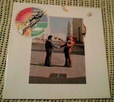 PINK FLOYD WISH YOU WERE HERE VINYL LP 1975 ORIGINAL AUSTRALIAN PRESS SBP 234651