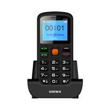 Fácil de usar Big Button Teléfono Móvil Tercera edad SOS botón Desbloqueado