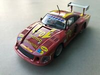 "Carrera Digital 132 30855 Porsche 935/78 ""Moby Dick"" DRM Karosse+Chassis LICHT"