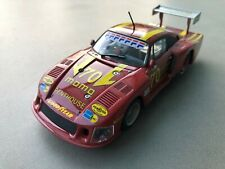 "Carrera Digital 132 30855 Porsche 935/78 ""Moby Dick"" DRM Karosse+Chassis LICHT"
