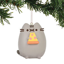 Dept 56 Pusheen 2017 I Love Pizza Ornament #4058305 New Free Shipping 48 States