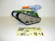 GI JOE TREAD RIPPER TANK Retaliation Action Figure Vehicle COMPLETE 2012