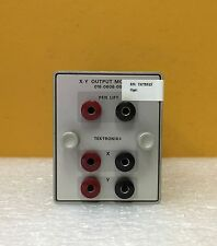 Tektronix 016-0606-00, TDR X-Y Output Module, for use with 1502 and 1503 TDRs