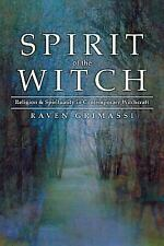 Spirit of the Witch Raven Grimassi Book ~ Wiccan Pagan Metaphysical Supply