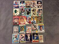 HALL OF FAME Baseball Card Lot 1970-2020 JOE MORGAN STAN MUSIAL MARIANO RIVERA+