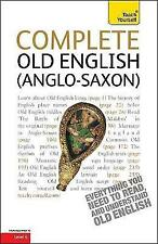 Atherton, Mark, Complete Old English: Teach Yourself, Very Good Book