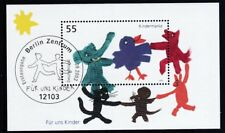 BRD 2003 gestempelt ESST Berlin MiNr. Block 64  Für uns Kinder