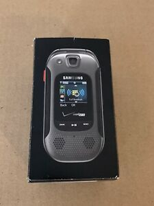 Samsung Convoy 3 SCH-U680 - 256MB - Metallic Gray (Verizon) Cellular Phone NOB
