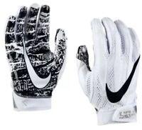 Nike Superbad 4 Padded Football Gloves White Black GF0627 010 Men's Small New