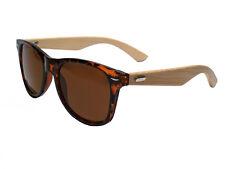 Bamboo Sunglasses Wayfarer - Tortoise
