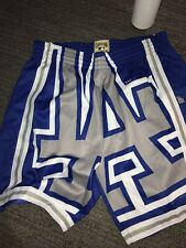 Los Angeles Dodgers Big Face Mitchell & Ness Swingman Shorts XL