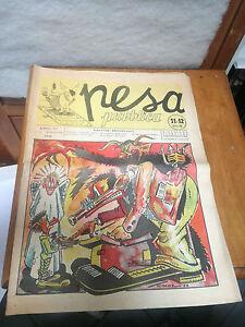 Fahrzeugwaage Öffentlichkeit 1952 Magazin Studenten D'Epoca Padova Heimatkunde