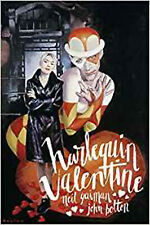 Harlequin Valentine (Second Edition), Gaiman, Neil, Excellent Book