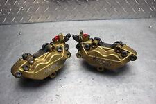 03-04 Honda 600RR Front Wheel Brake Calipers Set