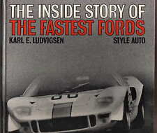 Inside Story of the Fastest Fords GT Racing Cars GT40 Mk I II III Mirage J Cars