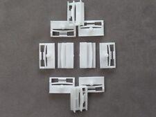10x Seuil de porte leistenclip clips pour bmw e32 e36 e46 e90 e91 51718184574
