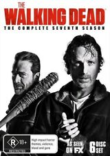 The Walking Dead : Season 7 : NEW DVD