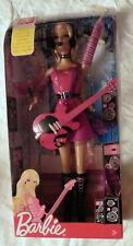 Mattel BARBIE Ich wäre gerne ein Rockstar R4229 (2009), 1/6, OVP (mb)