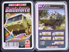 """ASS Altenburger Spielkarten """"Battleforce"""" 719645 Militär Fahrzeuge"""
