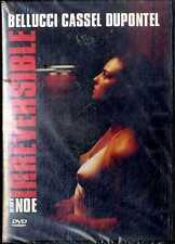 IRREVERSIBLE Monica Bellucci Vincent Cassel DVD FILM NEW Sealed Edit.