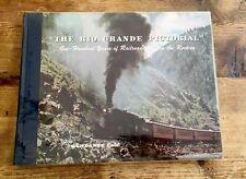 Vintage The Rio Grande Pictorial 100 years Railroad Rockies Sundance Ltd HB 1971