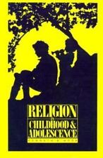 Religion in Childhood and Adolescence: A Comprehensive Review of the-ExLibrary