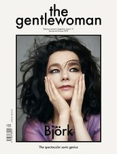 The GENTLEWOMAN Magazine Issue 11 Bjork by Alasdair McLellan NEW