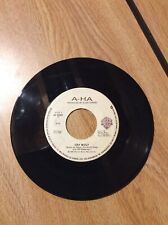 A-Ha Cry Wolf / Maybe Maybe Canadian 45 Rpm Record