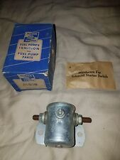 NOS 6V STARTER SWITCH 36-54 Dodge Ford Lincoln Mercury Plymouth 21A-11450 AL506