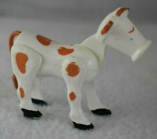 Fisher Price Little People Cow Vintage