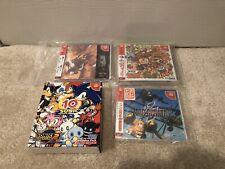 Japanese Sega Dreamcast DC Games Bundle