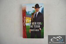 An Heir for the Texan - Texas Extreme Book 2017 Kristi Gold