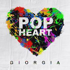 GIORGIA - POP HEART - CD SIGILLATO DIGIPACK 2018