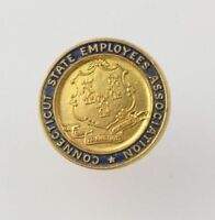 Connecticut State Employees Association - Vintage New Old Stock Member pin