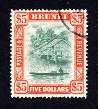 Brunei 1948 stamp Mi#69 used CV=20€