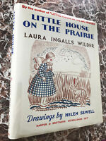 Little House on the Prairie ~Laura Ingalls Wilder~ First Edition ~  Dated 1935