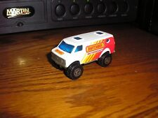 Classic 1:74 Matchbox Motorsports 4x4 lifted off road 1970's Chevy Van