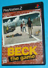Beck The Game - Sony Playstation 2 PS2 Japan - JAP