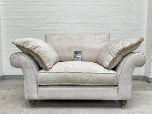 Duresta Harvard/Princeton Fabric Snuggler /Reading Chair