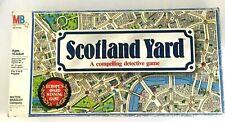 VINTAGE 1985 SCOTLAND YARD BOARD GAME