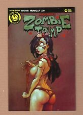 ZOMBIE TRAMP 5 VOL 2 ACTION LAB HOLIDAY CHRISTMAS RISQUE VARIANT COMICXPOSURE NM