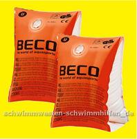 BECO ® Schwimmflügel 2-12 Jahre TÜV Doppelkammer NEU Schwimmhilfe Schwimmärmel