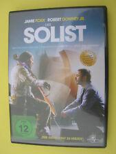 DVD Der Solist Musik Komödie Drama Musikfilm Prädikat besonders wertvoll FSK 12