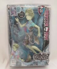 Monster High Haunted Student Spirits Porter Geiss Doll Boy Poltergeists Son New
